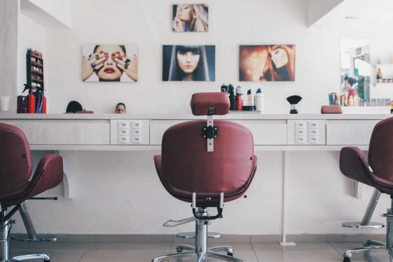 How to design a beauty salon